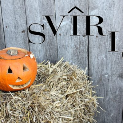 SVÎRIG POST HAPPY HALLOWEEN