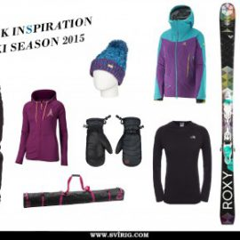 CONQUER WITH STYLE THIS SKI SEASON